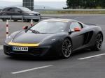 Прототип McLaren P13 выкатили натесты