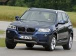 BMW расширяет модификацию кроссовера Х3