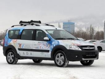 АВТОВАЗ увеличит производство Lada Largus Cross