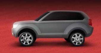 Компания «АвтоВАЗ» начала продажи люксовой версии «LADA 4x4»