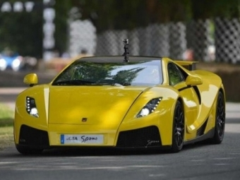 Новый GTA Spano покажут вЖеневе