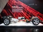 Первое изображение Audi Q7 e-tron появилось всети