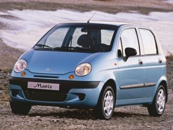 Daewoo Matiz вРоссии стал значительно дешевле