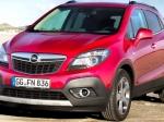 Opel задумался оразработке «заряженной» версии Mokka