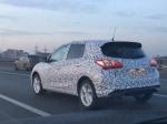 Nissan проводит дорожные тесты хэтчбека Sentra натерритории России