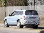 Mercedes-Benz проводит испытания внедорожника GLS вГермании
