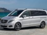 ВЖеневе Mersedes представил новое авто набазе V-Class