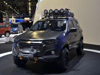 Выпуск обновленного Chevrolet Niva снова отсрочен