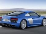 Audi обещает собирать электрическую R8 поспецзаказам