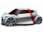 «Audi» представила новый электрокар