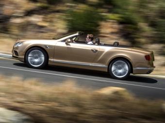 Bentley показала роскошное купе EXP-10 Speed 6 Sports
