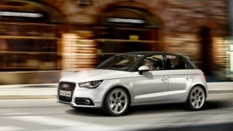 Обновленный ситикар Audi A1 Sportback появился нароссийском рынке