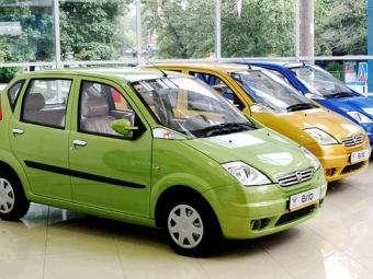 Импорт китайских автомобилей вРоссию сократился натреть