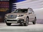 Новый Subaru Outback наЖеневском автосалоне