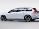 Volvo сделала особый гибрид V60 вчесть нового мотора