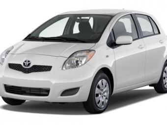 Toyota Yaris назван самым опасным автомобилем
