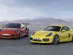 Автосалон вЖеневе: Дебютировал 500-сильный Porsche 911 GT3 RS