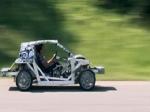 Ученые разработали уникальный электромобиль