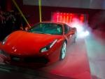 Суперкар Ferrari 488 GTB пришел насмену 458 Italia