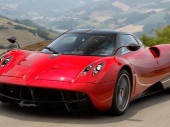 Вближайший год компания Pagani представит «заряженную» версию модели Huayra