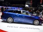 Автосалон вЖеневе: Toyota Auris сновым 1,2-литровым турбомотором