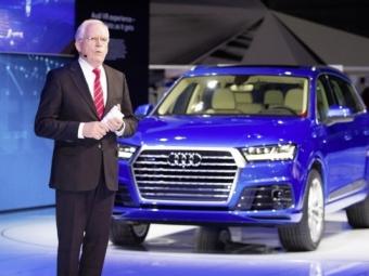 Audi подтвердила полностью электрический SUV
