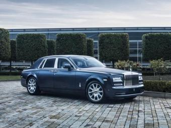Кроссовер Rolls-Royce небудет «перелицованной» версией BMW X7