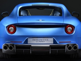 ВЖеневе показали Berlinetta Lusso набазе Ferrari F12