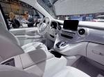 ВMercedes-Benz показали быстрый V-класс с«трехлитровым» расходом