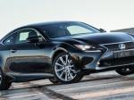 Четырехцилиндровый турбомотор получит купе LexusRC