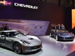 Европейская версия Chevrolet Corvette Z06 представлена вЖеневе