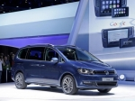 Новый Volkswagen Sharan получил двигатели стандарта Евро 6