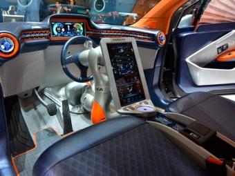 Женевский автомобильный салон: Rinspeed Budii