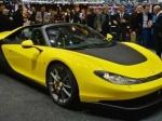 Проданы все 6 суперкаров Ferrari Sergio