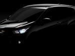 Chevrolet выпустила первое изображение Chevrolet Spark нового поколения