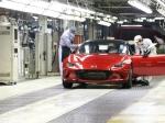 ВЯпонии началось производство нового родстера MazdaMX