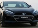 Внешность новой Hyundai Elantra больше несекрет