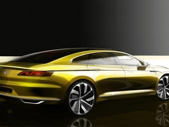 Volkswagen готовит конкурента BMW 5-series