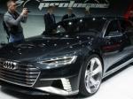 ВЖеневе прошла премьера Audi Prologue Avant
