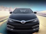 Первые информация иизображения— Обновленная Toyota Corolla