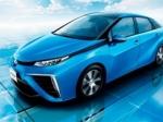 Стартовало серийное производство Toyota Mirai