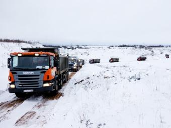 Scania впрошлом году вРоссии реализовала 5499 грузовиков