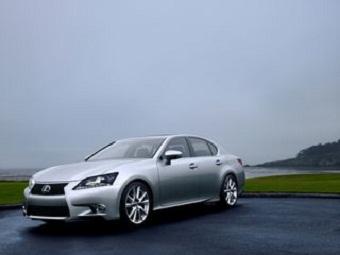 Lexus представил новый GS