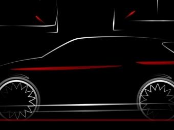 Обновленный компакт SEAT Ibiza будет представлен воФранкфурте