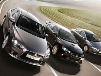 Mitsubishi полностью откажется отседанов