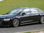 Премьера Audi A8 отложена