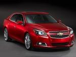Chevrolet анонсировала появление 5 новинок в2015 году