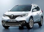Подробности оновом семиместном кроссовере Renault