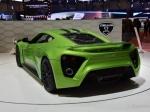 Компания Zenvo представила обновленный суперкар «ST1»