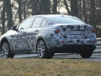 BMW находится назавершающей стадии разработки новой заднеприводной платформы